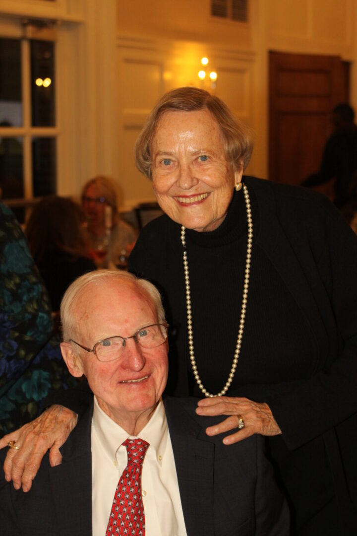 Carrie & The Late Ed Proctor