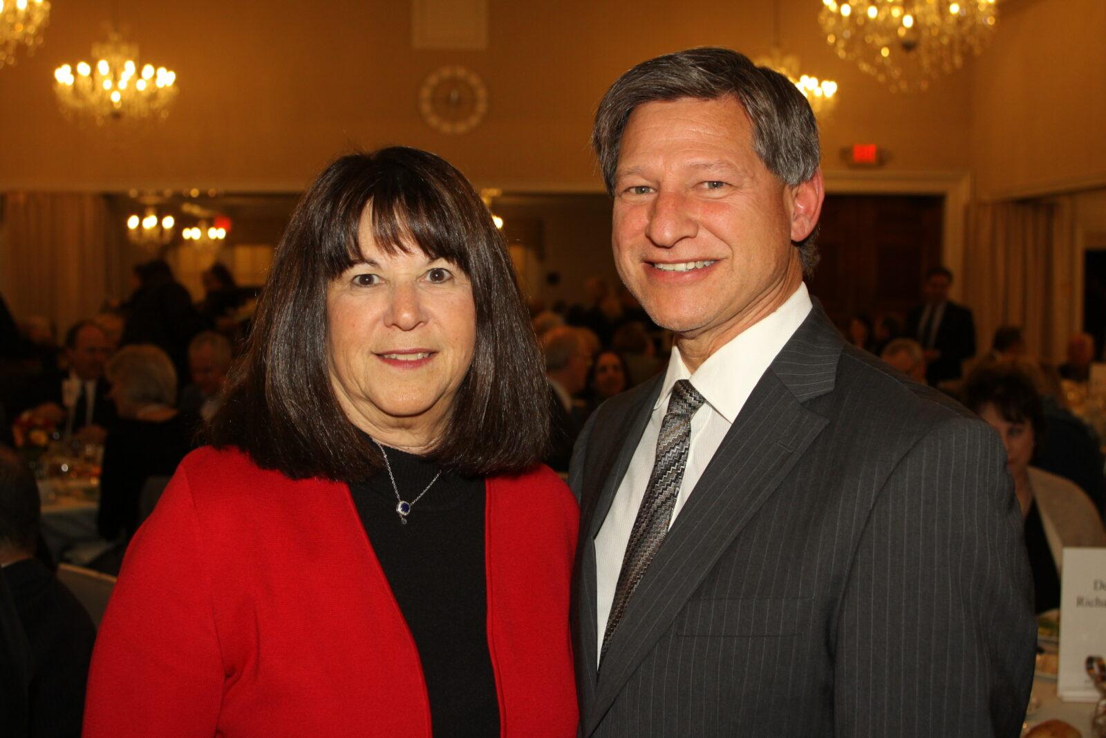 Debbie & Richard Astrein