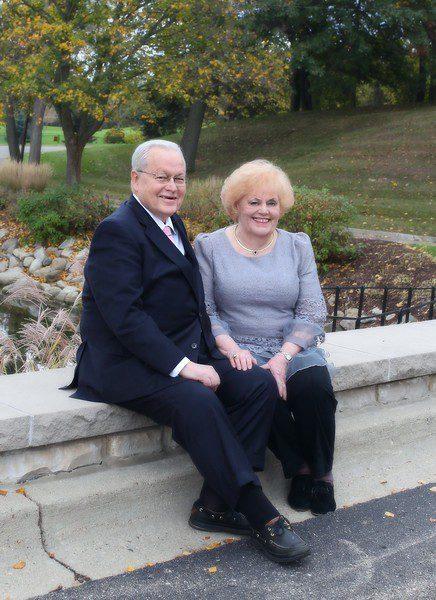 Paul & Sue Nine